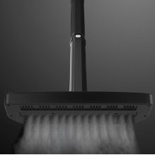 fantastic cleaning with continuous steam