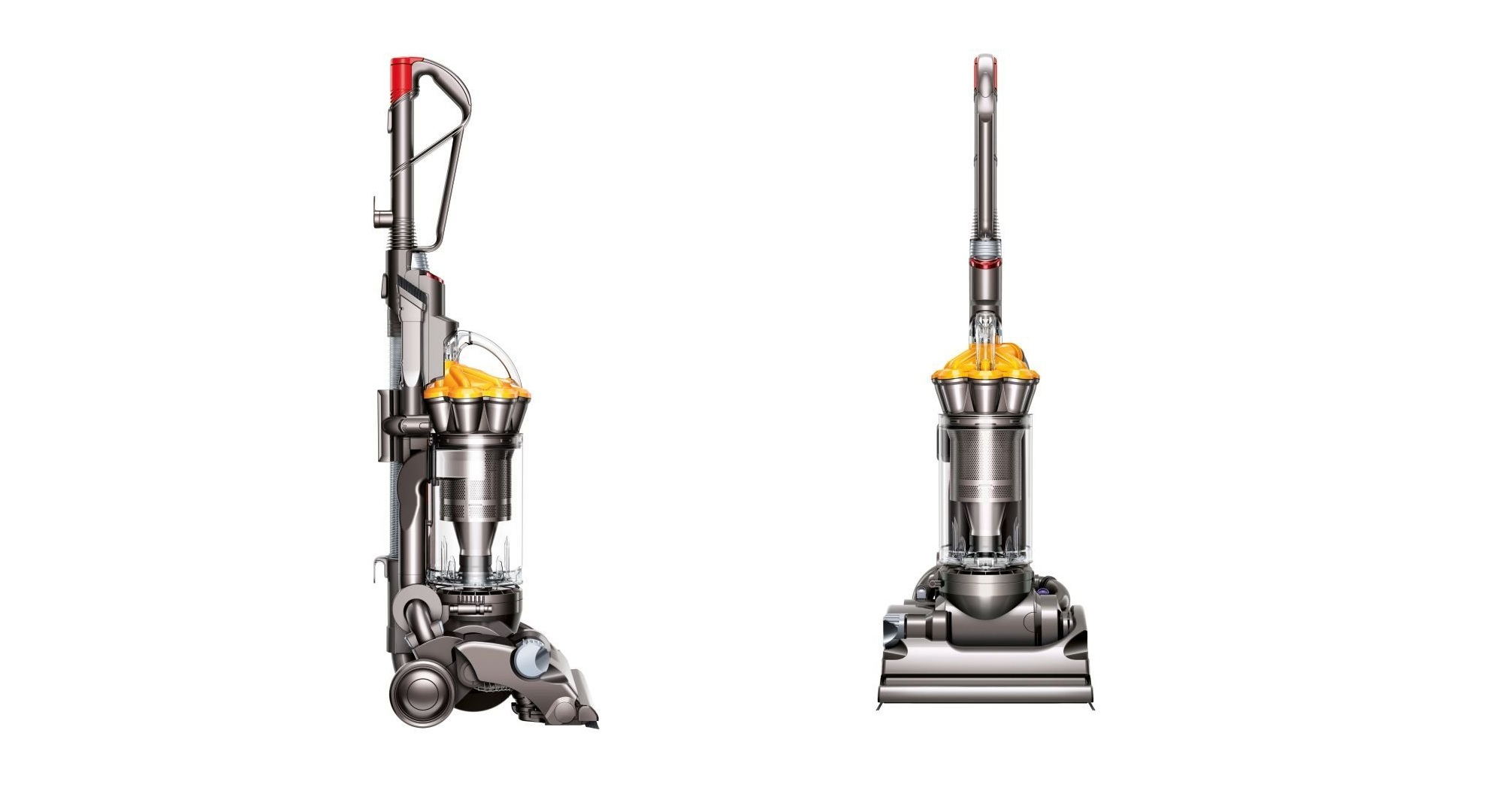 Dyson DC Review for Multi Floor Upright Bagless Vacuum cleaner