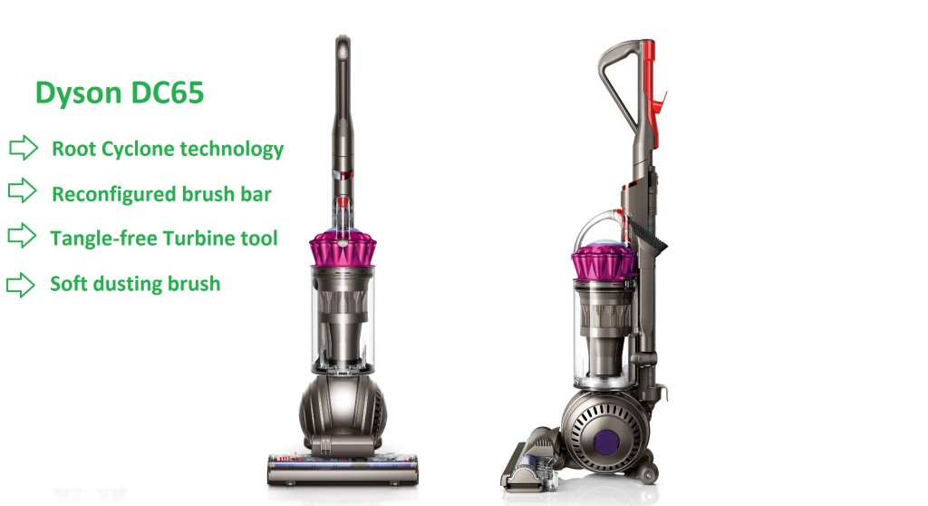 Black Decker Bdh2000pl >> Dyson DC65 Review for Animal Complete Upright Vacuum Cleaner
